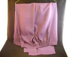 Style & Co Collection Purple Dress Pants Size 22W