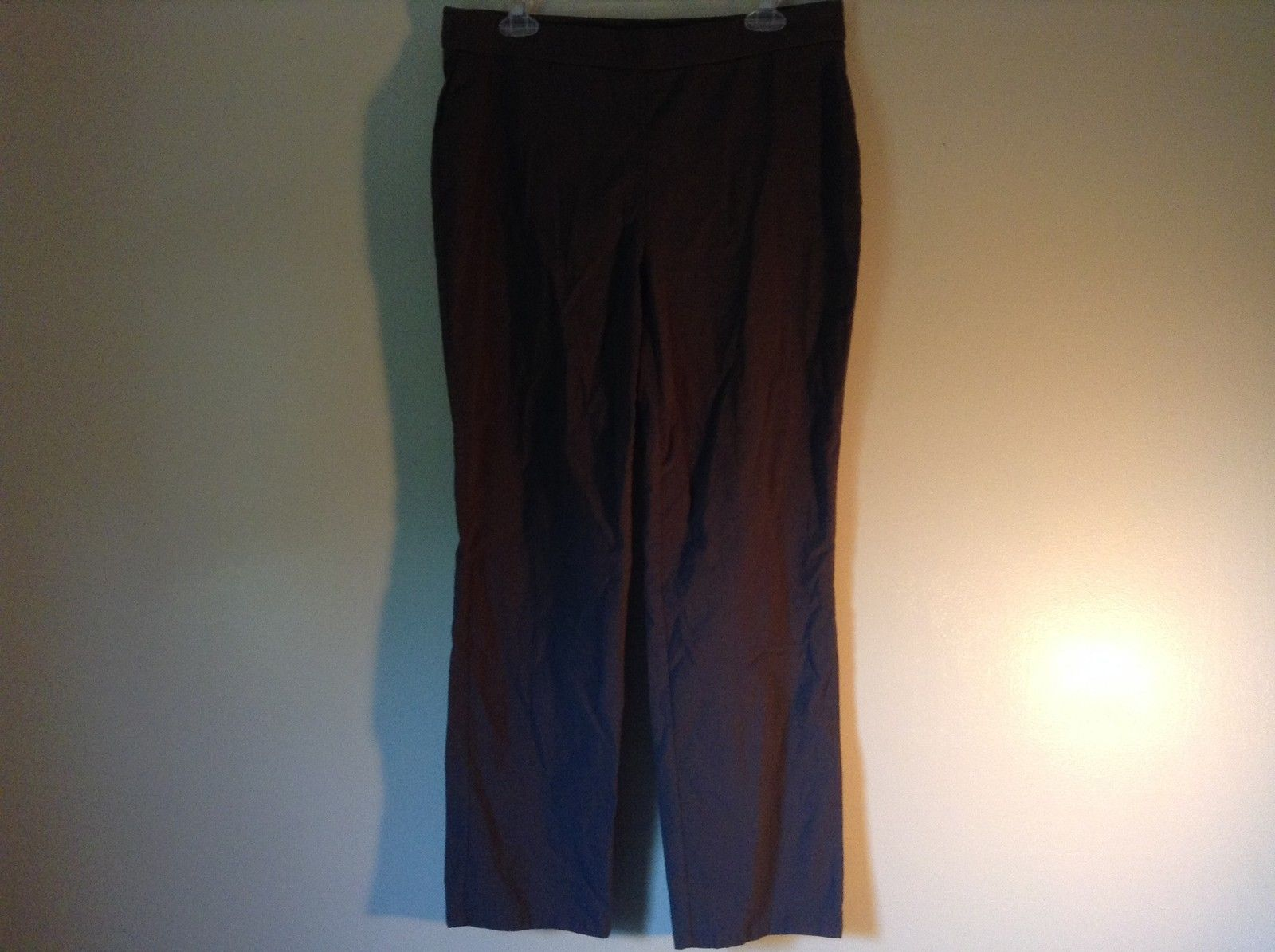 Style and Company Black Stretch Casual Pants Size 1X