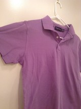 Purple Label Ralph Lauren Short Sleeve Polo Shirt Made in Italy Size Small image 4
