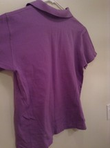 Purple Label Ralph Lauren Short Sleeve Polo Shirt Made in Italy Size Small image 5