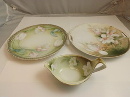 R S Germany 2 Plates and Gravy Bowl/Server image 10