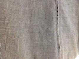 Rafaella Gray Zip Up Long Sleeved Formal Jacket Collared Front Pockets Size 8 image 5