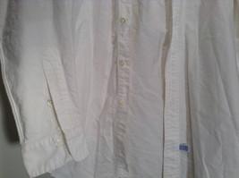 Ralph Lauren 100 Percent Cotton Long Sleeve White Dress Shirt Size 15 by 33 image 2