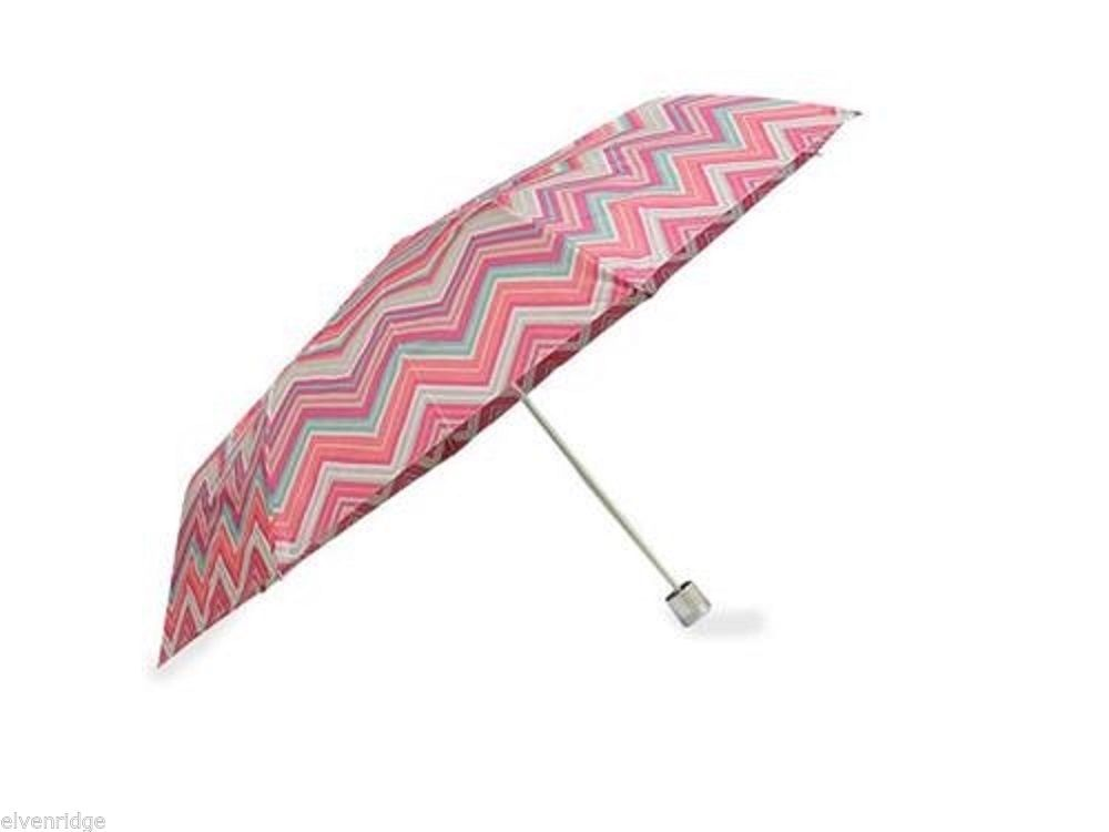 Sunset Chevron Umbrella  NEW