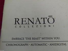Renato Collezioni Water Resistant Men's Watch image 3