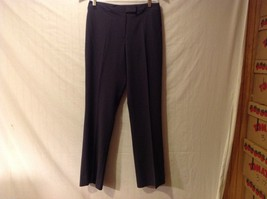 Tahari Womans Gray Pants, Size 8