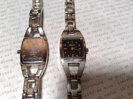 Relic ZR 33503 Wristwatch Two Available One has 12 Links One has 14 Links image 6