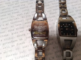 Relic ZR 33503 Wristwatch Two Available One has 12 Links One has 14 Links image 7