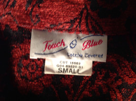 Antique look Button Long Sleeve Shirt with Collar by Touch of Blue Size Small image 11