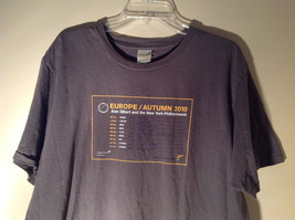 Anvil Organic Gray Short Sleeve T-Shirt Europe Autumn 2010 on Front Size XL image 7