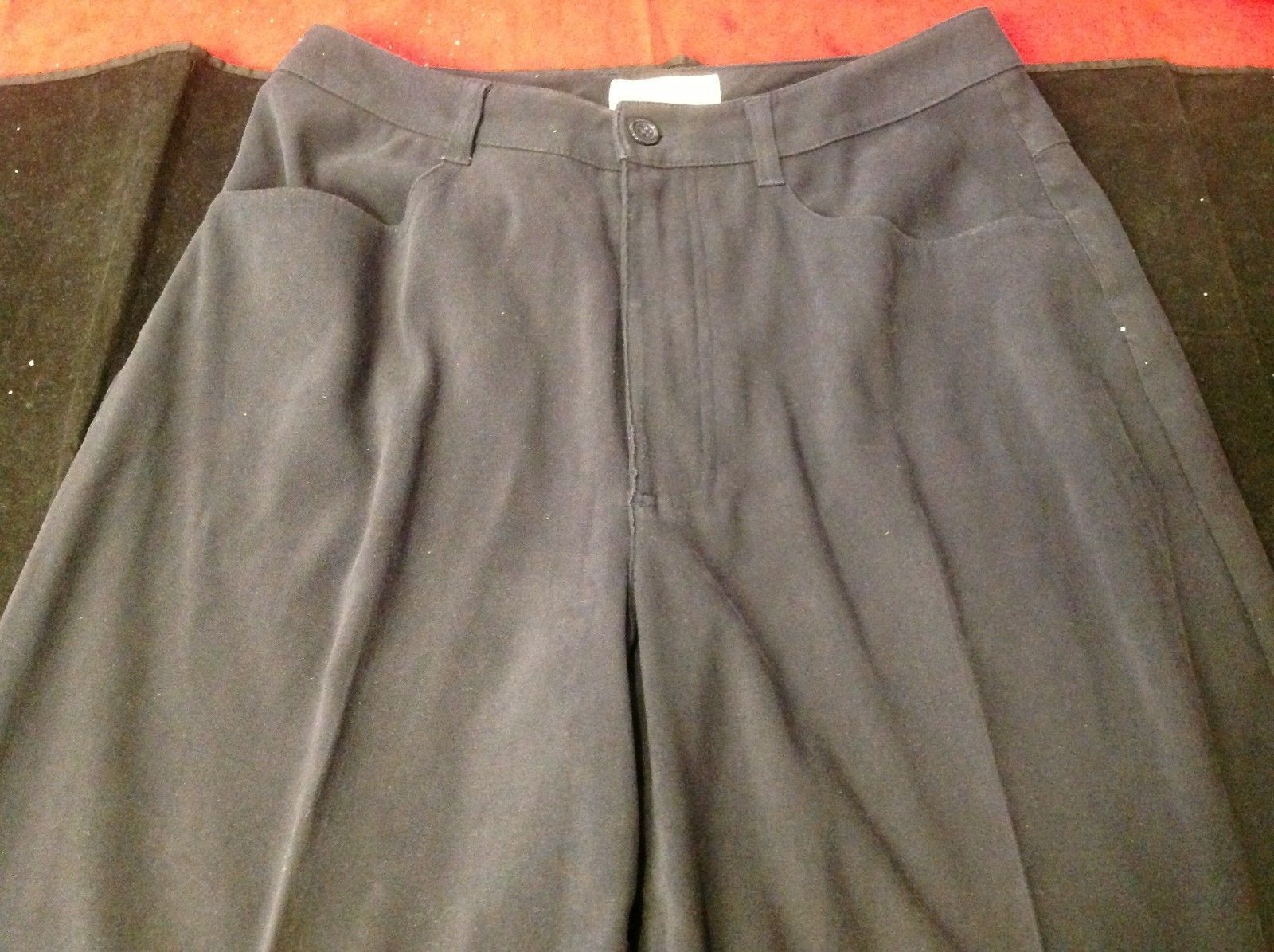 Talbots blue dress pants for woman size 6