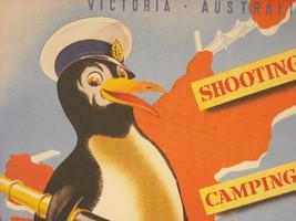 Reproduction Print of Vintage Travel Ad for Phillip Island Victoria Australia image 6