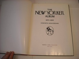 The New Yorker Album 1955-1965 40th Anniversary 1965