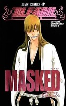 Masked Bleach Character Book 2 Japan Anime Art NEW  - $23.75