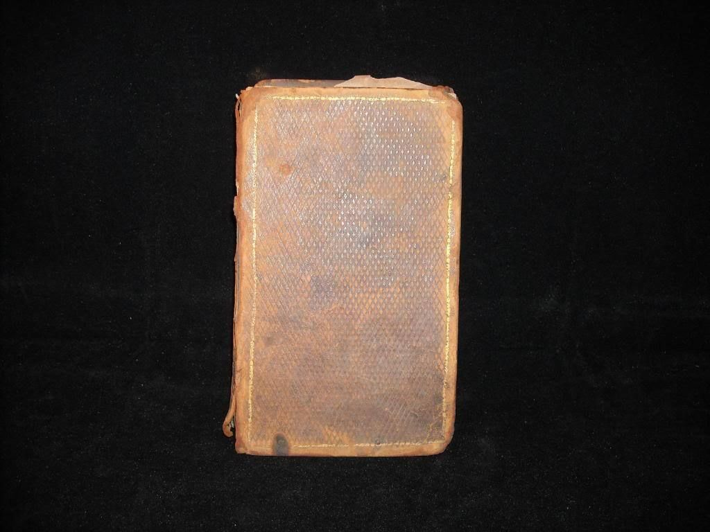 The Spectator by Alex Chalmers 1810 vintage leather bound book