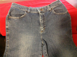 Riders Brand Womens Denim Jeans size 10 M image 3