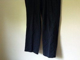 Riders Black Jeans Size 14P Button and Zipper Closure Front and Back Pockets image 2