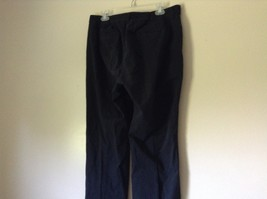 Riders Black Jeans Size 14P Button and Zipper Closure Front and Back Pockets image 4