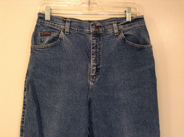 Riders High Waist Blue Jeans Size 12 Medium image 3