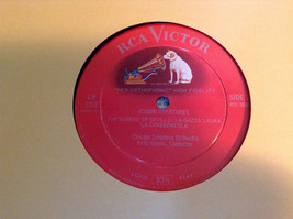 Rossini Overtures Chicago Symphony Reiner Complete with Records image 4