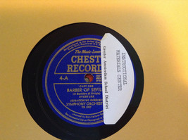 Rossini Overtures Chicago Symphony Reiner Complete with Records image 6
