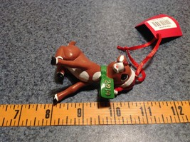 Rudolph 50 Year Anniversary Christmas Tree Ornament 2014 Resin image 5