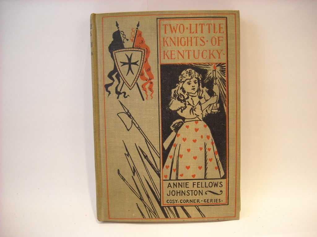 Two Little Knights of Kentucky 1907 A.F. Johnston 12th Edition illustrated