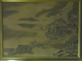 Asian Style Picture of Summer Palace Kano Tan'yu image 10