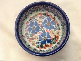 Unikat Polish Stoneware small custard cup #2 condiment  bowl  QVC Gorgeous