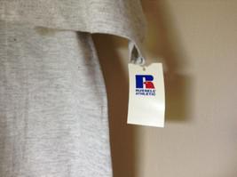 Atlanta Braves Baseball Gray Short Sleeve T Shirt Russel Athletic Size XXL image 3