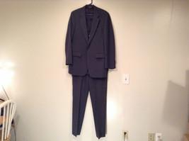 Tyler Hall Shwartz and Company 3 Piece Dark Gray Pants Jacket Vest Size 42 Long