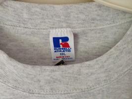 Atlanta Braves Baseball Gray Short Sleeve T Shirt Russel Athletic Size XXL image 4