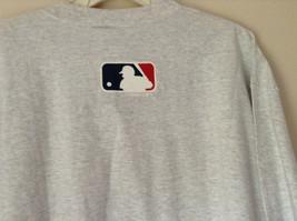 Atlanta Braves Baseball Gray Short Sleeve T Shirt Russel Athletic Size XXL image 6