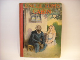 Uncle Tom's Cabin Stowe Young Folk's Edition illustrated