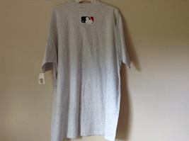 Atlanta Braves Baseball Gray Short Sleeve T Shirt Russel Athletic Size XXL image 5