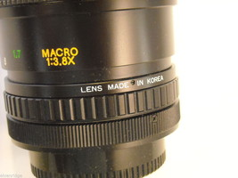 Sakar 75 - 300mm Macro Zoom Lens for Canon image 4