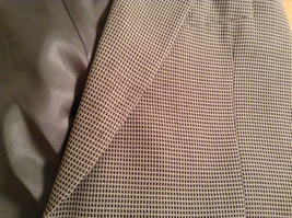 Saks Fifth Avenue Andrew Fezzo 100 Percent Wool Brown Plaid Suit Jacket Blazer image 11