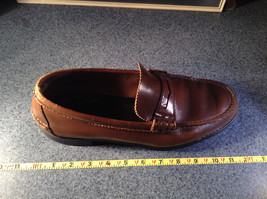 Sebago Classic Leather Loafers Size 11 See Pictures image 5