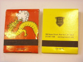 Set of 12 matchbooks from NYC Bars and Restaurants image 4