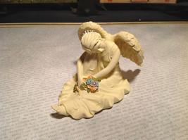 Serene Angel by Angel Star Resin Angel Figurine New in Box image 3