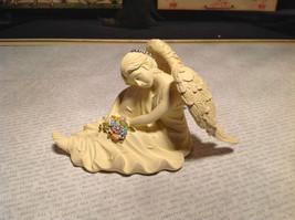 Serene Angel by Angel Star Resin Angel Figurine New in Box image 2