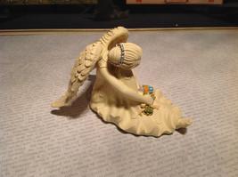 Serene Angel by Angel Star Resin Angel Figurine New in Box image 4