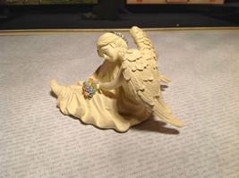 Serene Angel by Angel Star Resin Angel Figurine New in Box image 6