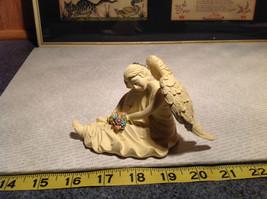 Serene Angel by Angel Star Resin Angel Figurine New in Box image 8