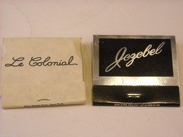 Set of 10 Matchbooks from NYC and Saugerties, NY image 3
