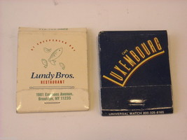Set of 10 Matchbooks from NYC Restaurants image 4