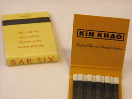 Set of 10 Matchbooks from NYC Restaurants image 6