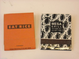 Set of 10 Matchbooks from NYC Restaurants image 9