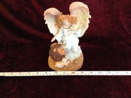Seraphim Classics Serena Angel of Peace Angel Figurine Regal Angel Decoration image 7