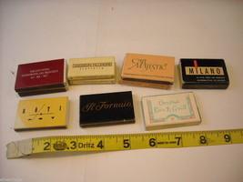 Set of 10 matchbooks from San Francisco image 2